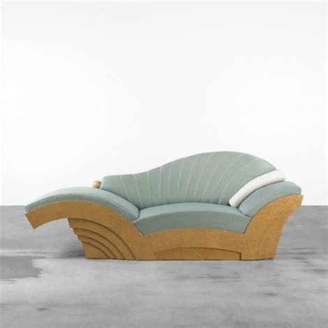 marilyn couch marilyn sofa by hans hollein on artnet