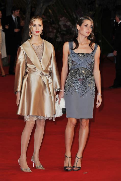 stephanie beatriz wedding ring beatrice borromeo and charlotte casiraghi photos photos