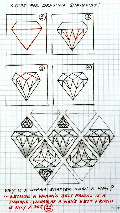diamond pattern drawing 1000 images about how to draw doodles on pinterest