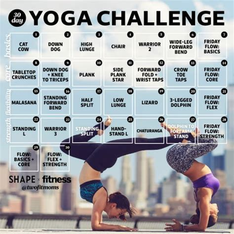 pilates 30 day challenge strike a pose 30 day challenge to get your vinyasa