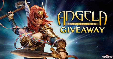 Marvel Heroes Giveaways - angela giveaway marvel heroes omega