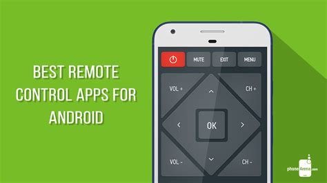 remote app for android best remote apps for android 2017