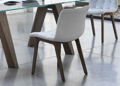 bontempi casa kuga dining chair wood bontempi furniture   modern
