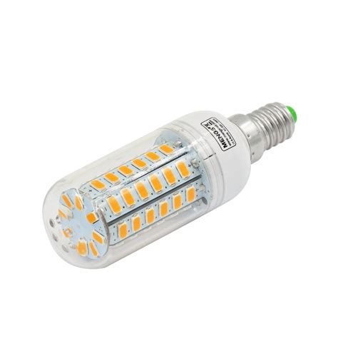 Led Bulb 7w Myled mengsled mengs 174 e14 7w led corn light 56x 5730 smd leds led bulb l in warm cool white