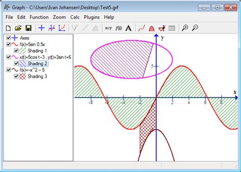 graph drawing software free features graph