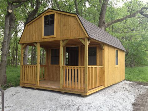 10x20 Shed For Sale by Lofted Cabin Storage Sheds Portable Cabins Portable