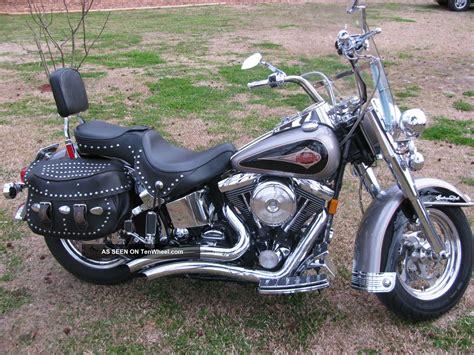 1997 Harley Davidson by 1997 Harley Davidson Flstc Heritage Softail Classic