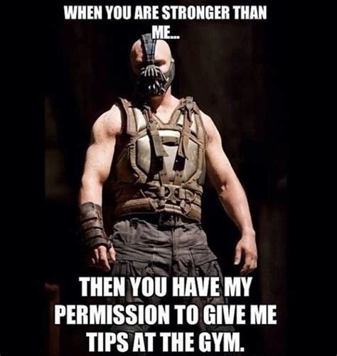 Body Building Meme - bodybuilding memes bane memes bodybuilding pinterest
