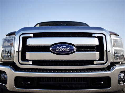 ford grill ford f series duty 2011 cartype