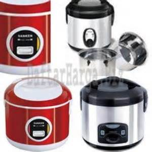 Rice Cooker Mini Sanken daftar harga rice cooker sanken terbaru 2018 magic