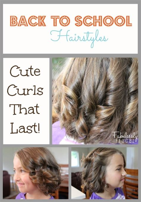 back to school winter hairstyles best back to school hairstyles fabulessly frugal