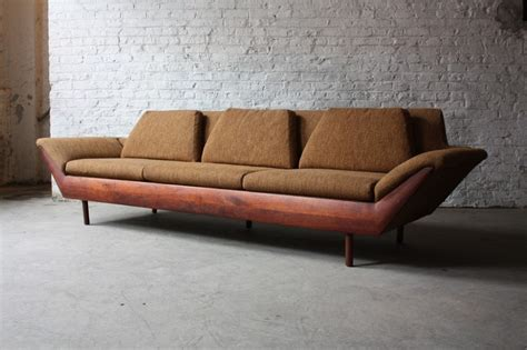 60s couch design 1965 thunderbird couch by flexsteel ultra swank