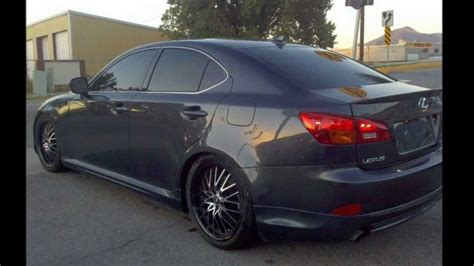 2012 lexus is 250 custom custom lexus is 250 awd 19 rims