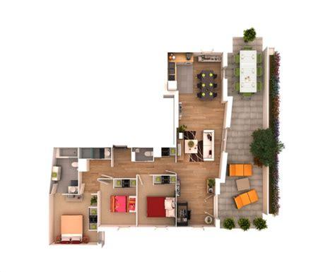 25 more 3 bedroom 3d floor plans simple free house plan 25 more 3 bedroom 3d floor plans