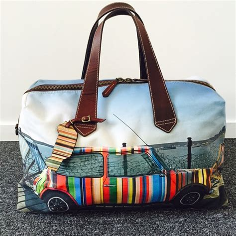 This Paul Smith Bag Looks Better If You Squint by Paul Smith Bags Mini Cooper Holdall Poshmark