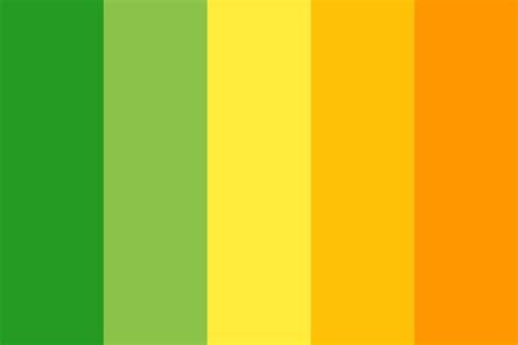 color design palette material design 2 color palette