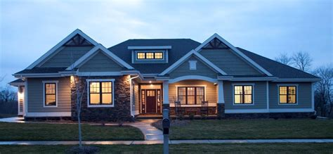 ranch homes designs waunakee ranch home alterra design homes