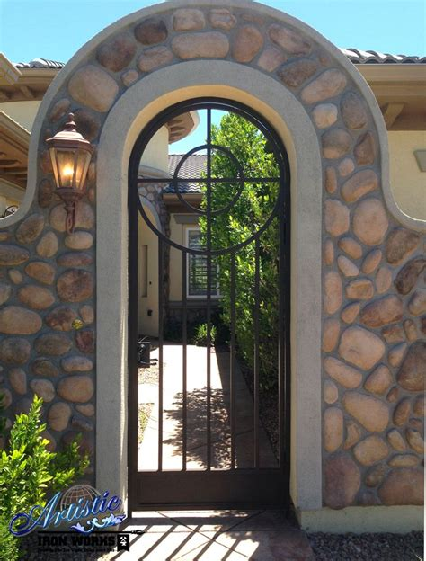 courtyard gates 169 best images about wrought iron entryways on