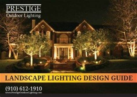 Landscape Lighting Design Guide Prestige Outdoor Lighting Unique Walkway Lights Garden Ls