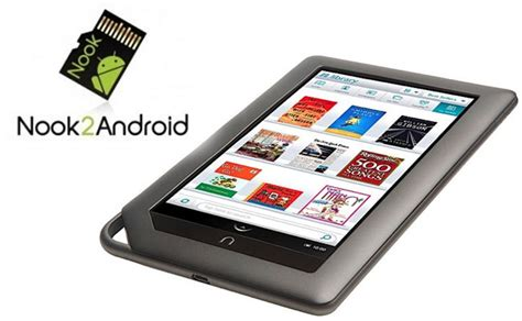 android for nook geeky gadgets newsletter