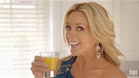 Trop50 Commercial Actress | tropicana trop50 tv spot black tie breakfast ispot tv