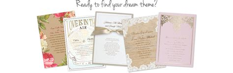 Wedding Invitation Shop by How To Word Your Wedding Invitations Inviting