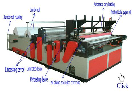 Paper Roll Machine - small toilet paper roll packaging machine buy small