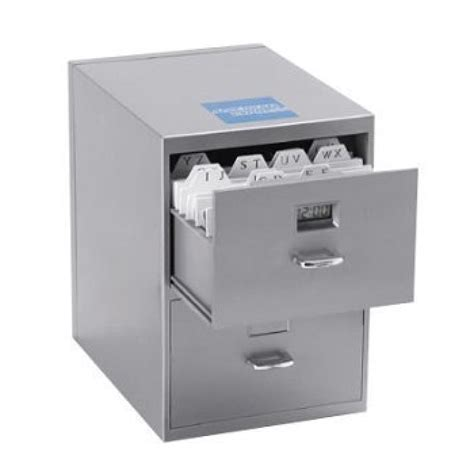 built in file cabinet dimensions geekshive miniature file cabinet for business cards with