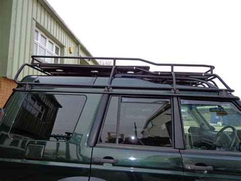 Discovery 2 Roof Rack by Land Rover Discovery 2 With Roof Rails Roof Rack Gutter