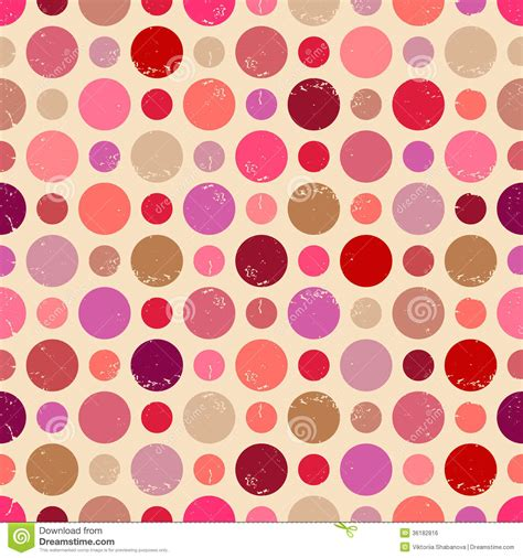 Decorated Paper Designs seamless pattern with grunge dots stock vector image 36182816
