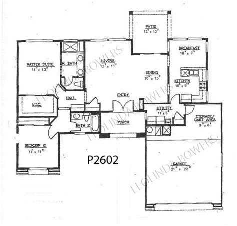 sun city west floor plans sun city west winslow floor plan