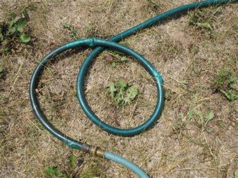 Garden Hose Repair Garden Hose Repair