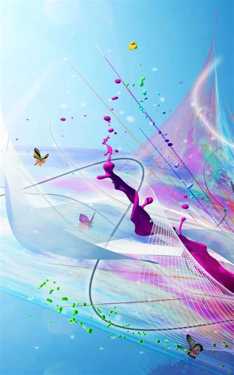 wallpaper iphone 6 butterfly artistic paint splash purple butterflies android wallpaper
