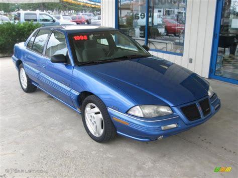 1995 Pontiac Grand Am Se by Brilliant Blue Metallic 1995 Pontiac Grand Am Se Exterior