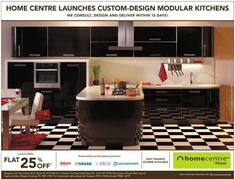 home centre home centre modular kitchen flat 25 off mumbai new