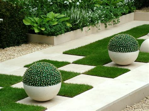 contemporary landscape design modern landscape lighting design ideas 7