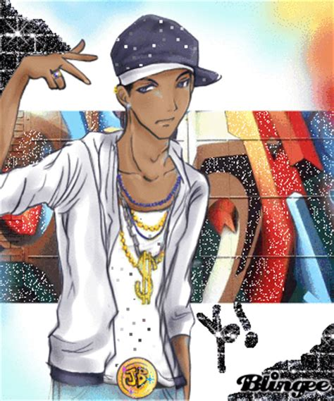 Anime Rapper anime rapper picture 104613220 blingee