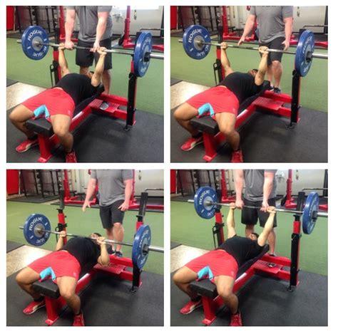 starting strength bench barbell safety matt reynolds