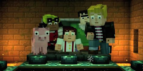 minecraft story mode episode 3 of minecraft story mode is available now