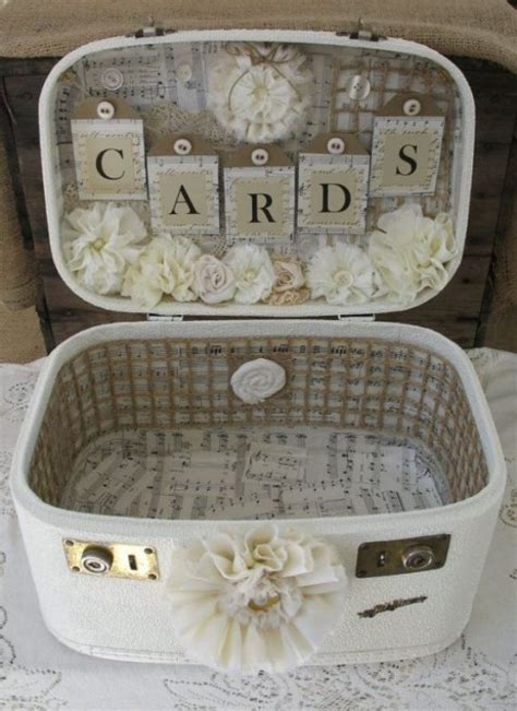 ways   vintage suitcases   wedding decor