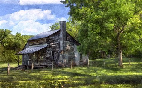 homestead in the shade buffalo national river corder