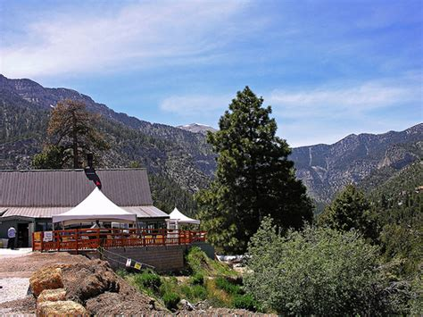 Mt Charleston Cabin by Mount Charleston Lodge Above Las Vegas Flickr Photo