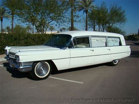 1964 cadillac hearse for sale 1964 used cadillac hearse the jfk hearse at desert