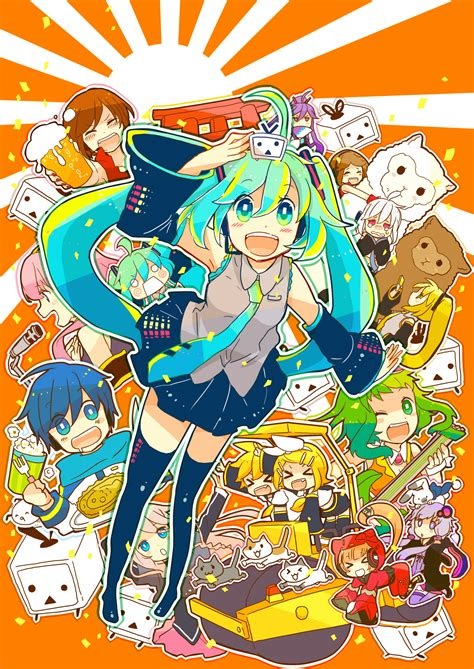 yowane haku vocaloid zerochan anime image board