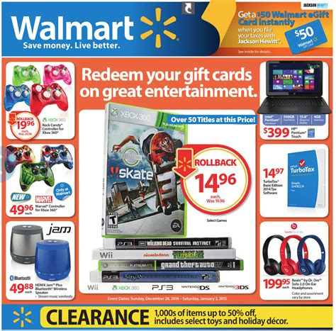 Walmart Gift Card For Sale - walmart after christmas sale for 2014 is here