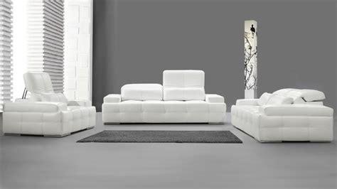 canape blanc cuir design pictogramme studio design gallery best design