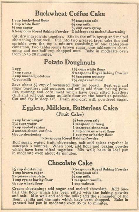 World Without Water Essay by Daily Frugal Depression Era Recipes