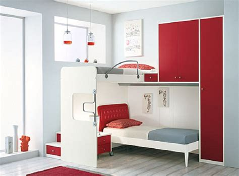bed for small room bunk bed ideas for small rooms modern home design and decor