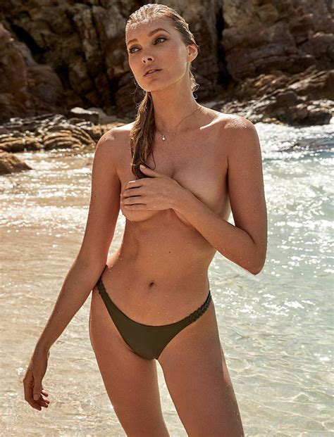 Elsa Hosk Sexy Topless Photos Thefappening