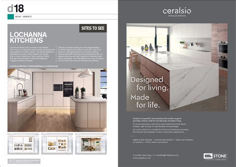 designer kitchen and bathroom magazine designer kitchen and bathroom magazine lochanna kitchens
